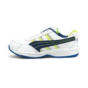 ZX 10 Mens White & Blue Shoes 05