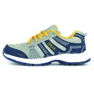 ZX 16 Mens Blue & Yellow Shoes 03