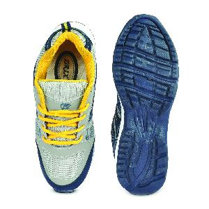 ZX 16 Mens Blue & Yellow Shoes 06
