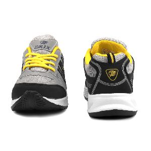 ZX-16 Navy Blue & Yellow Shoes 02