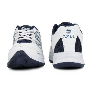 ZX-28 White & Blue Shoes 04