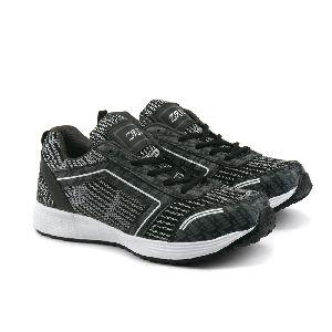 ZX-29 Grey & Black Shoes 01