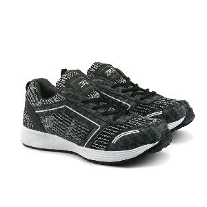 ZX-29 Grey & Black Shoes