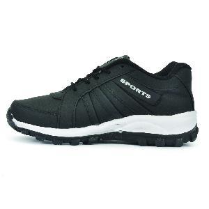ZX 5 Mens Black Shoes 01
