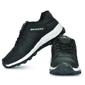 ZX 5 Mens Black Shoes 03