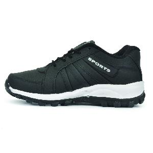 ZX 5 Mens Black Shoes