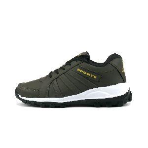 ZX 5 Mens Mehndi & Black Shoes 03