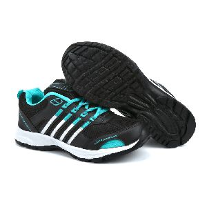 ZX 8 Mens Black & Sea Shoes