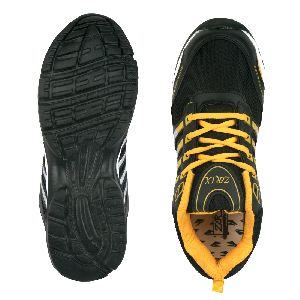 ZX 8 Mens Black & Yellow Shoes 05