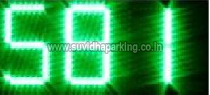 Parking Inventory LED Bays Display System 02