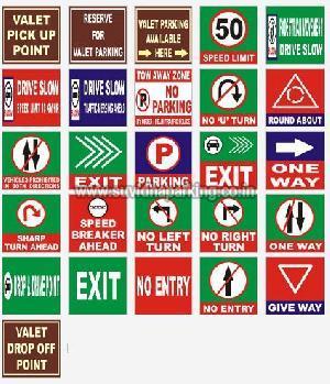Parking Signages