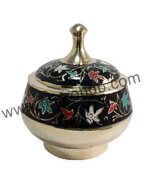 Black Brass Barni Jars