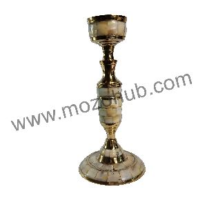 Brass Candle Stand 01