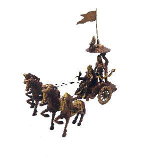 Brass Figurine 04