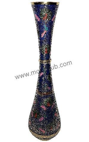 Brass Table Vase 01