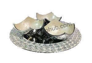 Metalic Platter 04