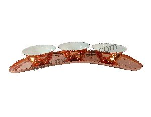 Metalic Platters