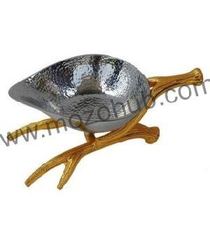 Metallic Decorative Bowl 01
