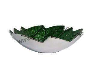 Metallic Decorative Bowl 05