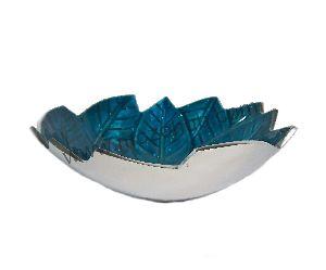 Metallic Decorative Bowl 06