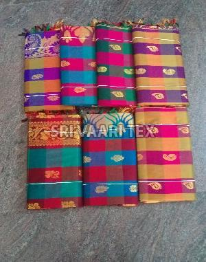 Kalyani Cotton Saree 02