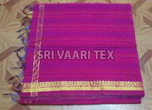 Mono Cotton Sarees