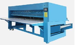 Bedsheet Folding Machine
