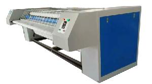 Single Roller Ironing Machine