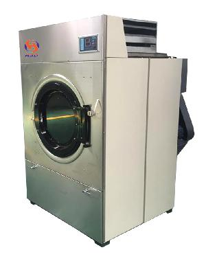 Stainless Steel Laundry Gas Heating Tumble Dryer Machine
