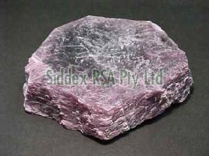 Lithium Ore Lump