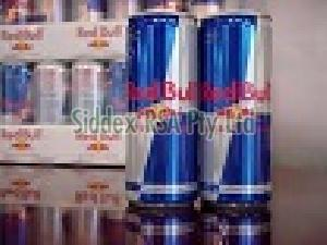 Redbull Energy Drinks