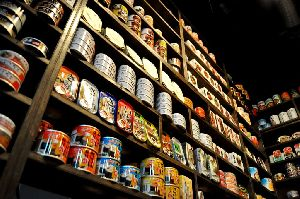 Japanese Canned Food