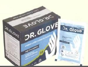 Dr. Pre Powdered Latex Surgical Gloves