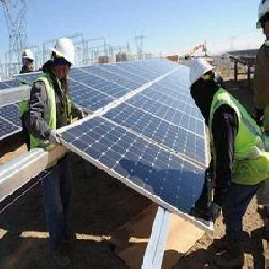 Solar Power Plant Installation & Maintenance Services