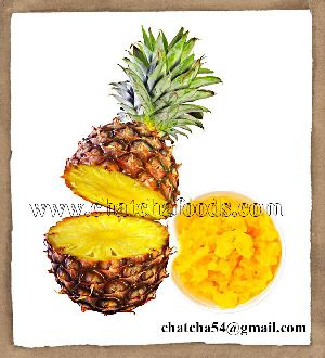Aseptic Pineapple Crush