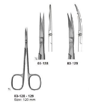 03-128-129 Delicate Scissor