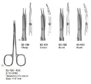 03-130-133 Delicate Scissor