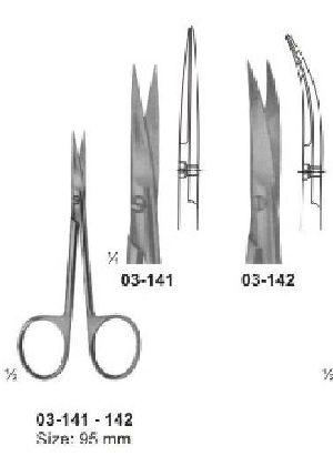 03-136-142 Delicate Scissor