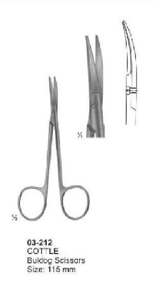 03-212 Cottle Buldog Scissor