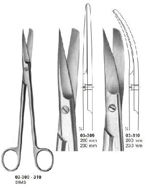 03-309-310 Operating and Gynaecology Scissor