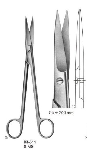 03-311 Operating and Gynaecology Scissor