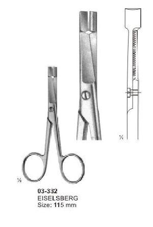 03-332 Ligature Scissor