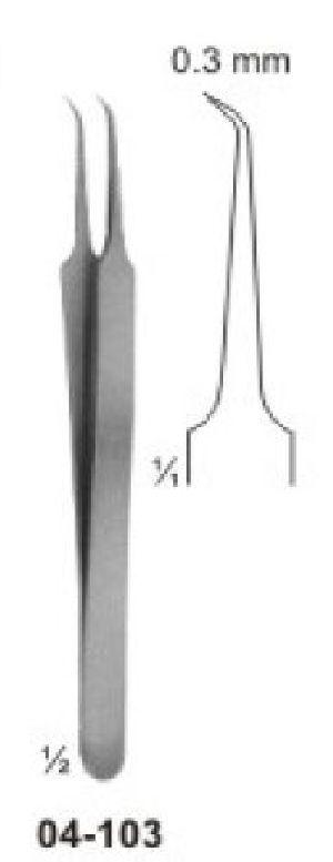 04-103 Jeweler-Type Micro Forceps