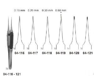04-116-121 Ligature Forcep
