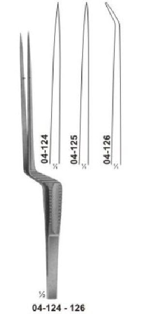 04-124-126 Ligature Forcep