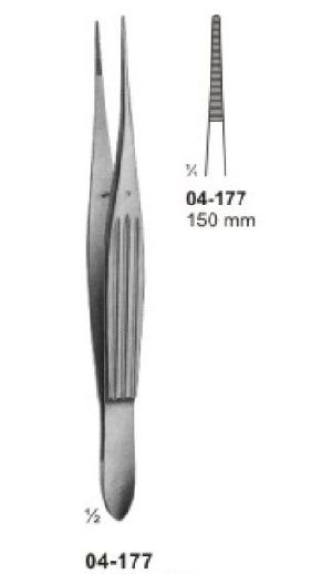 04-177 Delicate Dissecting Forcep