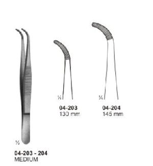 04-203-204 Dissecting Forceps