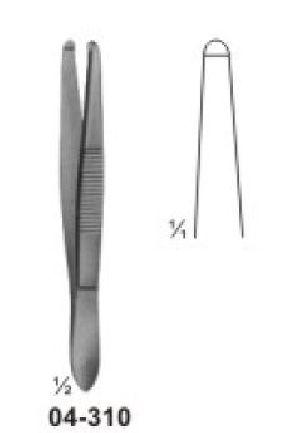 04-310 Splinter and Cilia Forceps