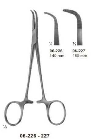 06-226-227 Dissecting and Ligature Forcep