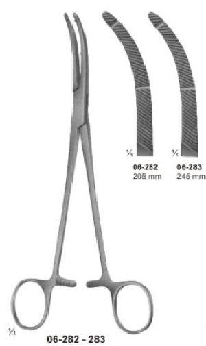 06-282-283 Hysterectomy Forcep